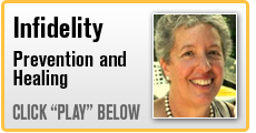 Podcast with Dr. Heitler-- Infidelity: Prevention and Healing