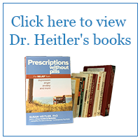 Click here to view Dr. Heitler's Books